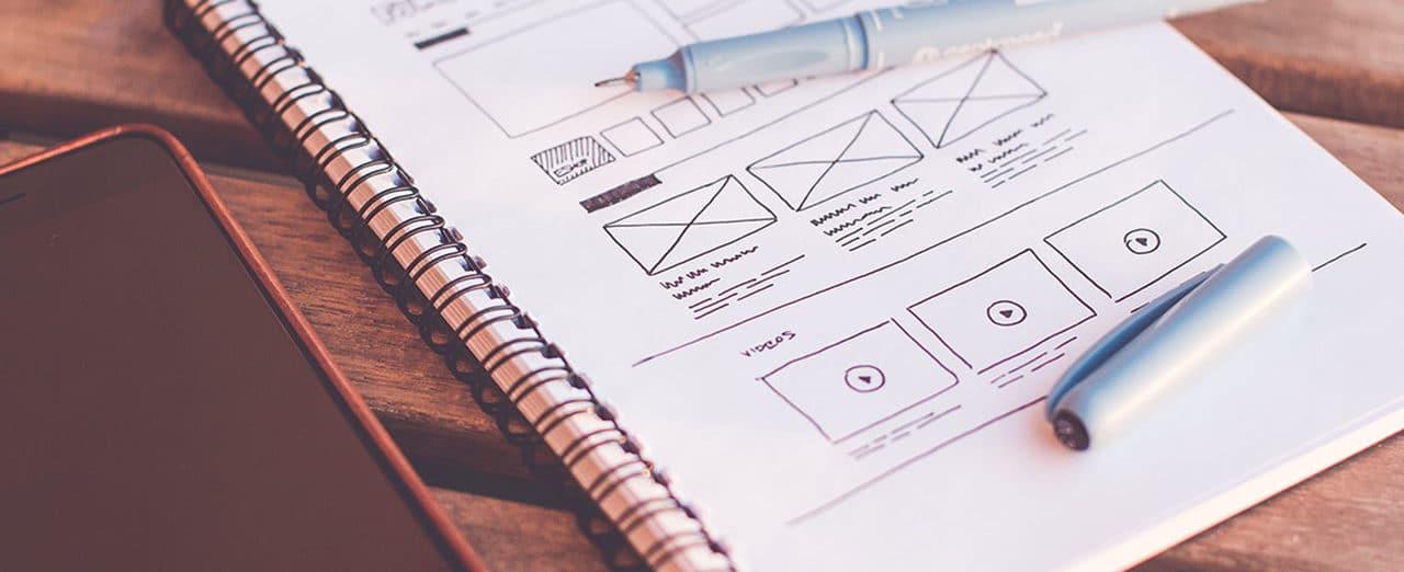 SEO-Webseite - modernes Webdesign aus Stuttgart