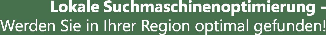 lokale Suchmaschinenoptimierung Stuttgart