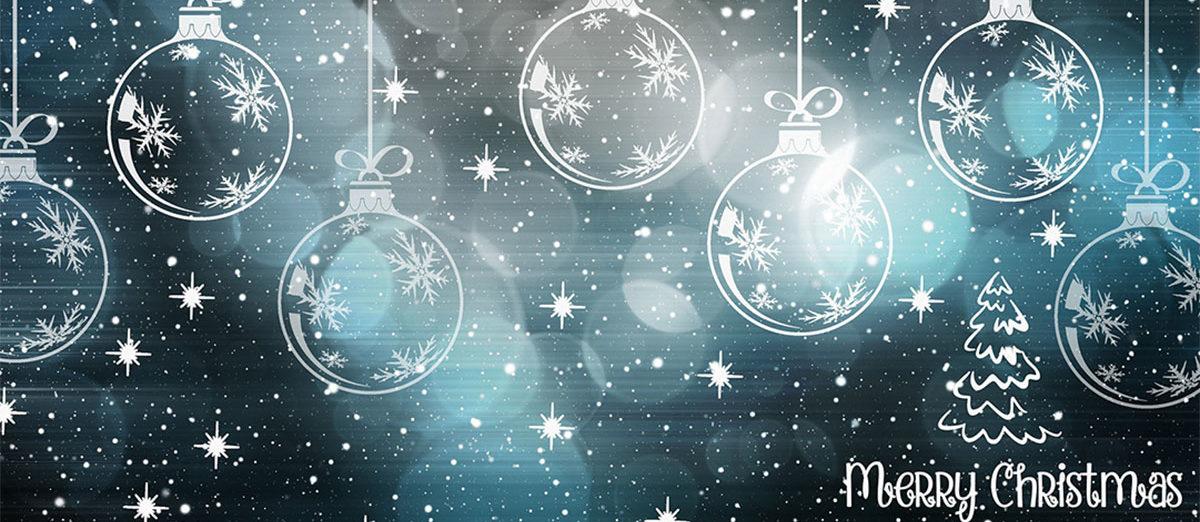 Ein frohes Fest und ein gutes Jahr 2018